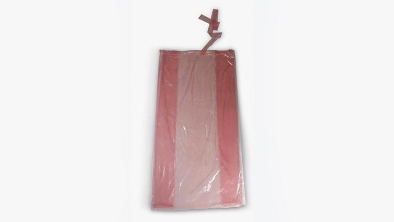Bolsa de ropa hidrosoluble