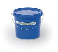 clean paste