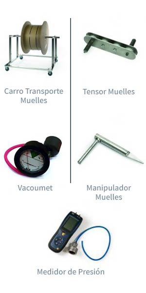 herramientas mantenimiento muletones layfil
