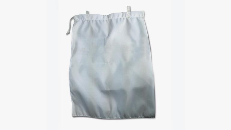 Saco para ropa de lavandería LFSDT con tiras en la parte superior