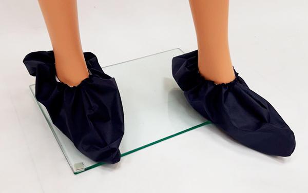 cubrezapatos tejido no tejido
