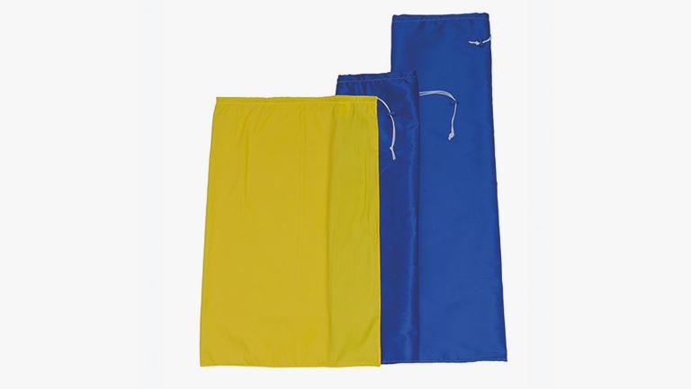 Saco de ropa para lavanderia LFSDT con tiras en la parte superior